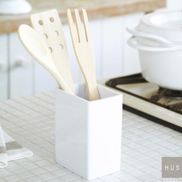 Porta utensilios de cocina de resina
